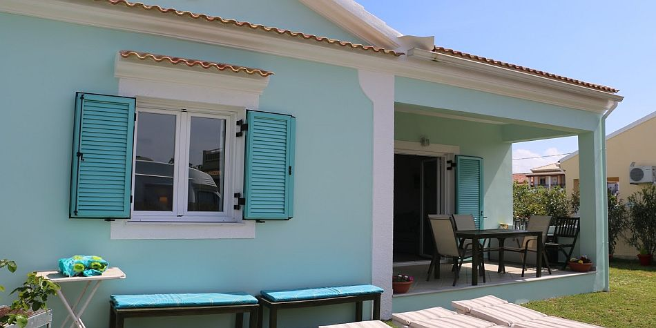 Lovely holiday villas in Corfu, Greece